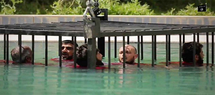 ISIS-drowning