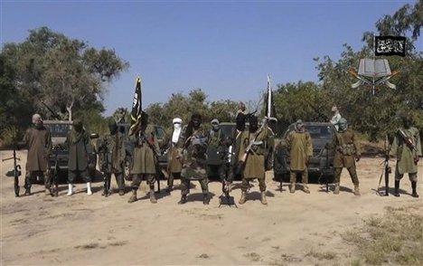 The Bay'Ah (Pledge of Loyalty to the Islamic State) from Boko Harm in West Africa . Boko Haram Social Media—March 2015