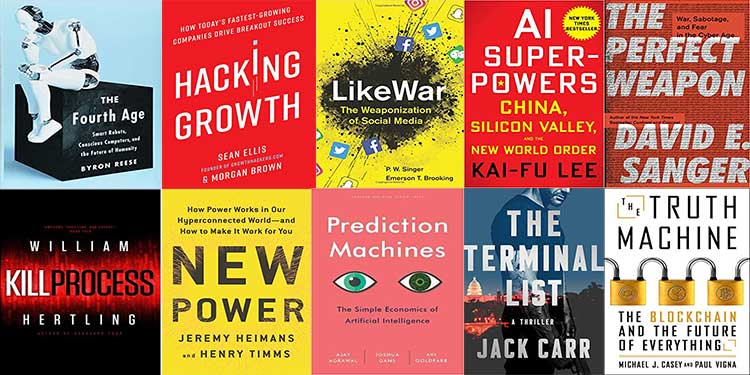 Ooda Loop Best Security Business And Technology Books Of 2018